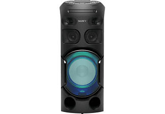 SONY Party Music Lautsprecher MHC-V41D, Gestik- und Bewegungssteuerung, Karaoke, High Power Audio, HiFi