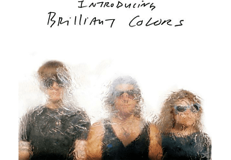 Brilliant Colors - INTRODUCING  - (CD)