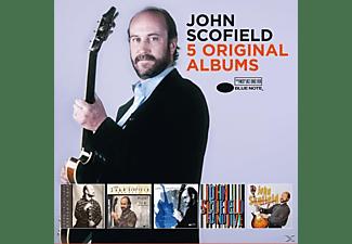 John Scofield - 5 Original Albums  - (CD)