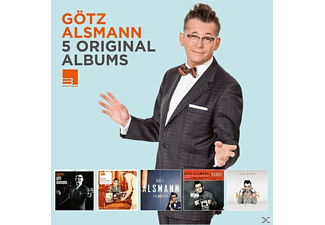Götz Alsmann - 5 Original Albums  - (CD)