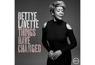 Bettye Lavette - Things Have Changed  - (CD)