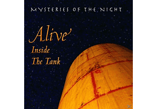 Mysteries Of The Night - Alive Inside The Tank  - (CD)