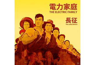 The Electric Family - The Long March (From Bremen To Betancuria) - (CD)