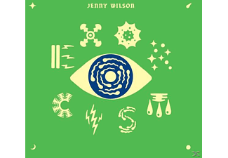 Jenny Wilson - Exorcism  - (CD)