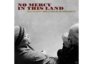 Ben Harper, Charlie Musselwhite - No Mercy In This Land - (CD)
