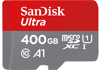SANDISK Ultra Android MicroSDHC/SDXC 400 GB 100 MB/s Cl.10