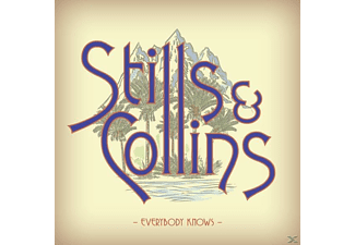 Judy Collins, Stephen Stills - Everybody Knows  - (Vinyl)