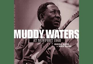 Muddy Waters - At Newport 1960+2  - (CD)