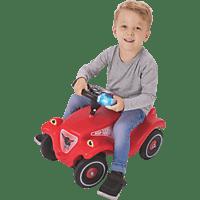 BIG Rescue-Sound-Wheel Spielzeuglenkrad, Schwarz/Silber