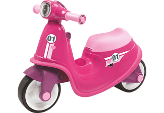 BIG Classic-Scooter Girlie Bobby Car Pink