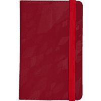 CASE-LOGIC Surefit Folio Tablethülle Flip Cover für Universal Polyester Rot