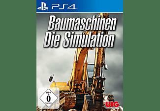 Baumaschinen - Die Simulation - [PlayStation 4]