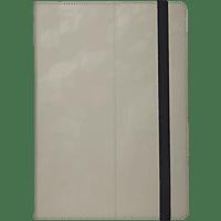 CASE-LOGIC Surefit Folio Tablethülle Flip Cover für Universal Polyester Beton Grau