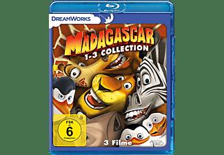 Madagascar 1-3 [Blu-ray]