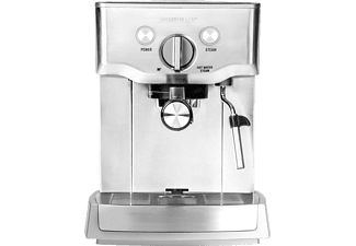 GASTROBACK 42709 Design Espresso Pro Espressomaschine Silber