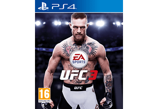 EA Sports UFC 3 PS4 Oyun