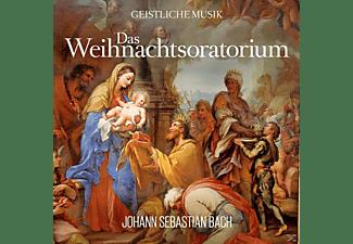 Lautenbacher-vorholz-violine - Das Weihnachtsoratorium von Johann Sebastian Bach  - (CD)