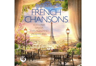 VARIOUS - French Chanson  - (CD)