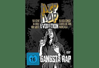 VARIOUS - Hip Hop Evolution-Gangsta Rap  - (DVD)