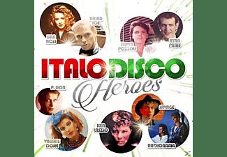 VARIOUS - ITALO DISCO HEROES  - (CD)