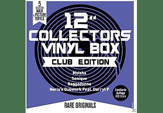 "VARIOUS - 12""Collector s Vinyl Box-Club Edition  - (Vinyl)"