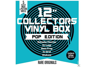 "VARIOUS - 12"" Collector s Vinyl Box-Pop Edition  - (Vinyl)"