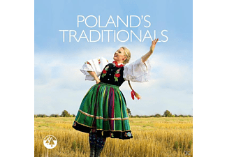 Orchester Wlosianska, Orchenster D.poln. Rundfunk - Poland s Traditionals - (CD)