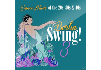 VARIOUS - Berlin Swing 3 - (CD)