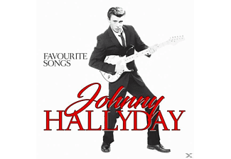 Johnny Hallyday - Favourite Songs  - (Vinyl)