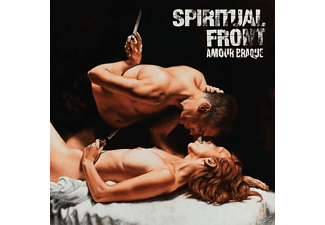 Spiritual Front - Amour Braque (Ltd.2CD Hardcover-Buch) - (CD)