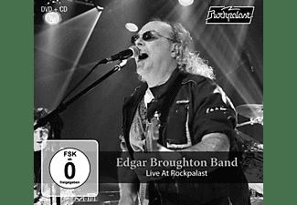 Edgar Broughton Band - Live At Rockpalast (CD+DVD)  - (CD + DVD Video)