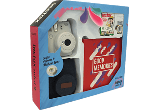 FUJIFILM Instax Mini 9 Box Scrapbook Smo Beyaz