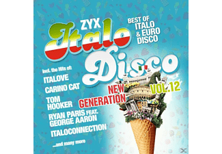 VARIOUS - ZYX ITALO DISCO NEW GENERATION 12  - (CD)