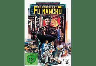 Die Abenteuer des Dr.Fu Manchu DVD