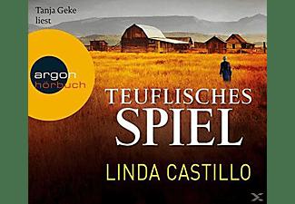 Tanja Geke - Teuflisches Spiel (SA)  - (CD)
