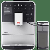 MELITTA F85/0-101 Barista TS Smart Kaffeevollautomat Silberfarbig