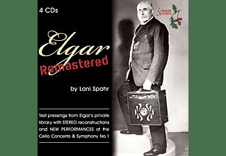 New Symphony Orc - Elgar Remastered  - (CD)
