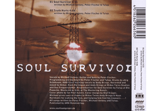 Seafoam Green - Soul survivor  - (CD 3 Zoll Single (2-Track))