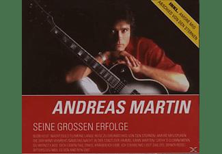 Andreas Martin - Seine grossen Erfolge  - (CD)
