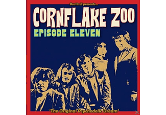 VARIOUS - Cornflake Zoo-Episode 11-Original Psychedelic - (CD)