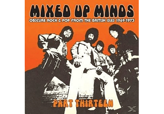 VARIOUS - Mixed Up Minds Part 13-Obscure Rock & Pop  - (CD)