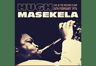 Hugh Masekela - Live At The Record Plant 1974  - (CD)