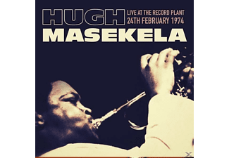 Hugh Masekela - Live At The Record Plant 1974 - (CD)