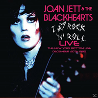 Joan & The Blackhearts Jett - I Love Rock'n'Roll Live New York 1980 [CD]