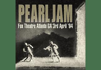 Pearl Jam - Fox Theatre,Atlanta '94  - (CD)
