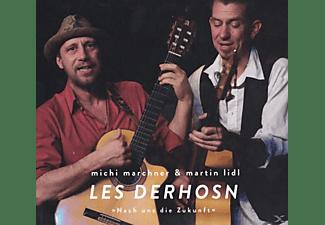 Les Derhosn - Live-Nach mir die Zukunft  - (CD)