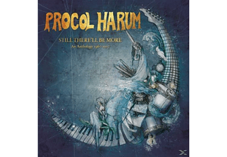 Procol Harum - Still There'll Be More - (CD)