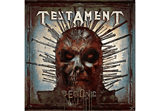 Testament - Demonic  - (CD)