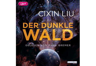 Der dunkle Wald - The Three Body Problem (2) - 3 MP3-CD - Science Fiction/Fantasy