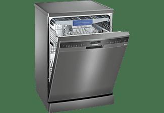 REACONDICIONADO Lavavajillas - Siemens IQ500 SN258B00ME, 60cm, 14 cubiertos, 8 programas, iQdrive, negro